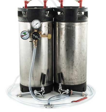 DIY Kegerator – $320 – The Homebrewer