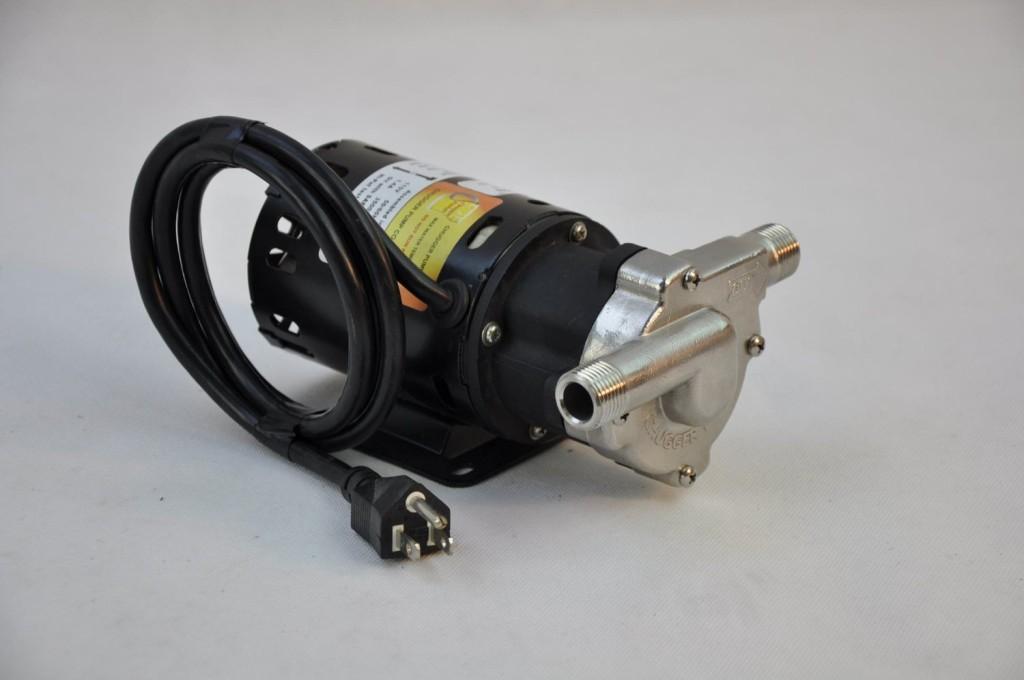 chugger homebrew pump